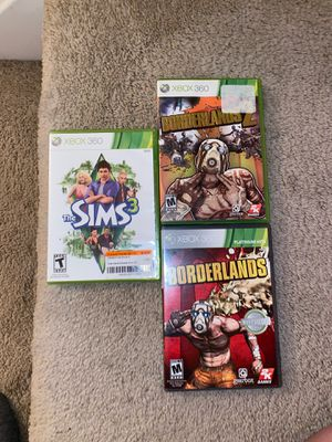 Xbox 360 Games for Sale in Aurora, CO