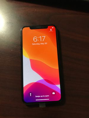 IPhone X brand new unlocked best offer for Sale in Atlanta, GA