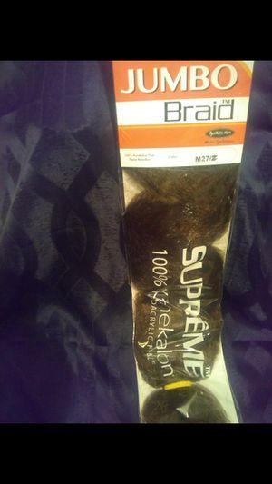 Jumbo braid for Sale in Ruston, LA
