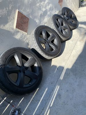 Dodge Charger rims for Sale in Norwalk, CA
