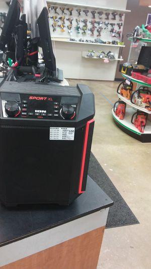 Ion portable speaker for Sale in Aloma, FL