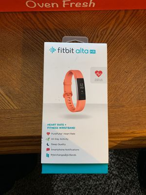 Fitbit Alta HR for Sale in Lancaster, OH