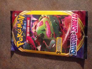 Pokemon trading cards 1 3pck for Sale in Conley, GA