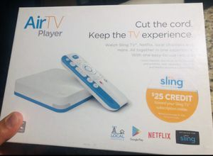SlingTV Sling TV Air TV Player for Sale in Avondale, AZ