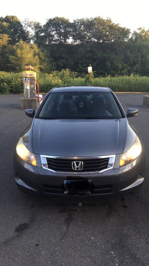 2008 Honda Accord Lx 2.4 for Sale in Danbury, CT