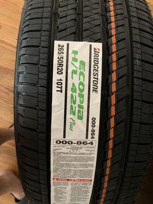 Dodge Durango 2 brand new stock Bridgestone tires for Sale in Downey, CA