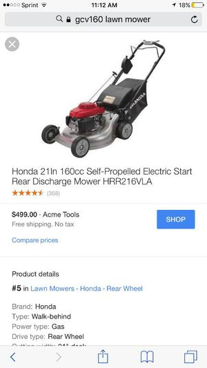 New and Used Lawn mower for Sale in Oceanside, CA - OfferUp