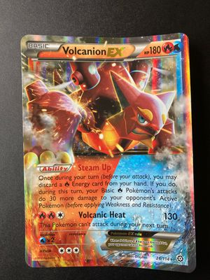 Volcanion EX Giant Card for Sale in Lake Stevens, WA