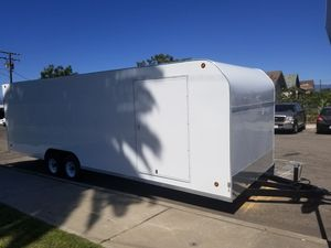 8-1/2 x 24 x 7 Enclosed Trailer for Sale in Simi Valley, CA