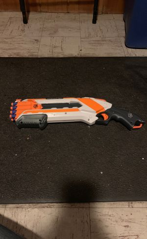 NERF Gun Roughcut(COMES WITH DARTS) for Sale in Dover, MA