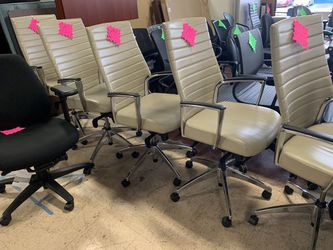 High Quality! High Back Office Chairs for Sale for Sale in Portland,  OR