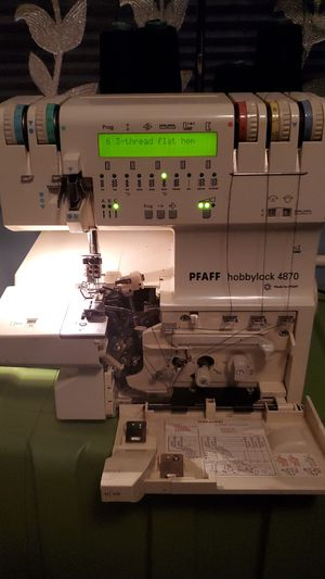 Overclock sewing machine for Sale in Germantown, MD
