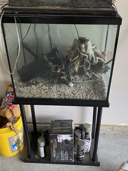 20 high fish tank for Sale in Charlotte,  NC