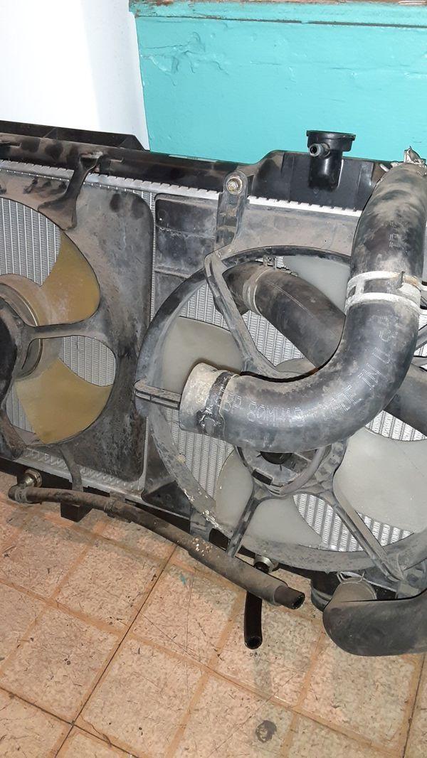 Honda CRV radiator