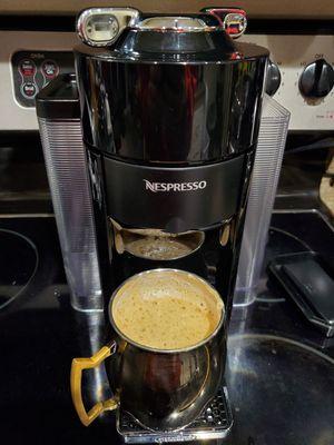 DeLonghi Nespresso - ENV135B Capsule Coffee Maker Machine for Sale in Bellevue, WA