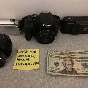 Canon T7i for Sale in Queens, NY