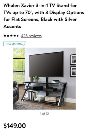 Tv stand for Sale in Eagle Lake, FL