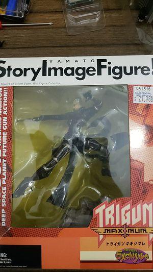 Trigun figure for Sale in San Diego, CA