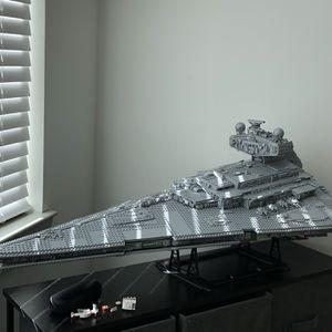 UCS Death Star II And UCS Star Destroyer Building Blocks (replicas) for Sale in Alpharetta, GA
