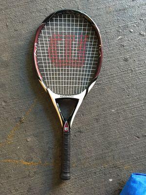 Wilson K factor tennis racket for Sale in Austin, TX