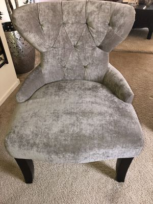 Grey armchair ‼️ for Sale in North Las Vegas, NV