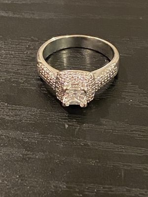 925 Sterling Silver Engagement/Promise Ring - GL12 for Sale in Houston, TX