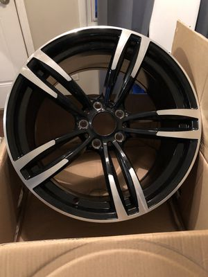 BMW MSPORT 437m Wheels for Sale in Howell Township, NJ