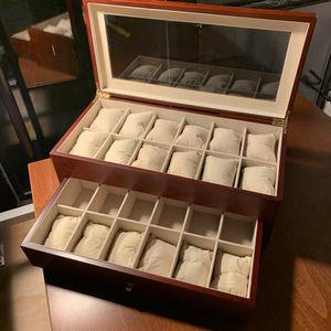 Watch collection box for Sale in San Jose, CA