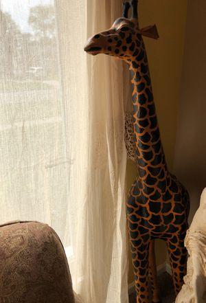 Giraffe faux leather for Sale in Oak Park, MI