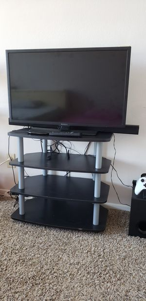"""32"""" TV with stand for Sale in San Diego, CA"""