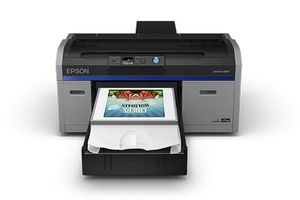 Epson SureColor 2100 Direct-to-Garment Printer for Sale in Atlanta, GA