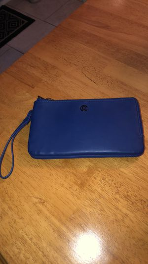 Lulu lemon blue wristlet for Sale in Boston, MA