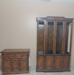 China Cabinet Hutch and Buffet for Sale in Plantation, FL