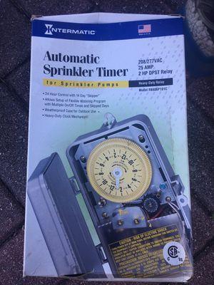 Automatic Sprinkler Timer for Sale in Orlando, FL