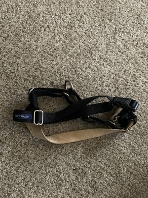 Black and Tan Easy Walk dog harness for Sale in Atlanta, GA