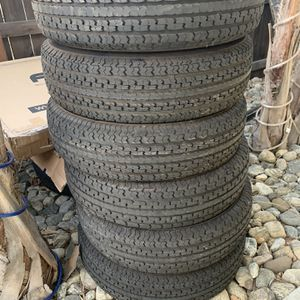 Trailer Tires 235 / 80 -16 for Sale in Fontana, CA