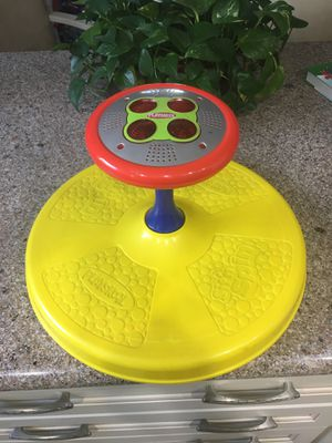 Children pkayskool sit'n spin for Sale in Glendale Heights, IL