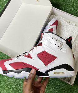 """Air Jordan Retro 6 """"Carmine"""" for Sale in Oklahoma City,  OK"""