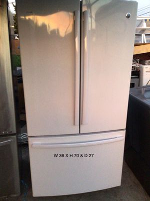 GE French Door Refrigerator for Sale in San Leandro, CA