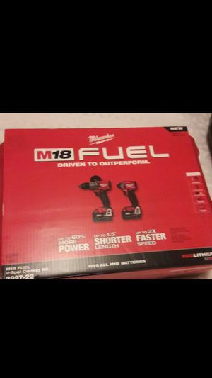 M18 fuel drill and driver kit for Sale in San Francisco, CA