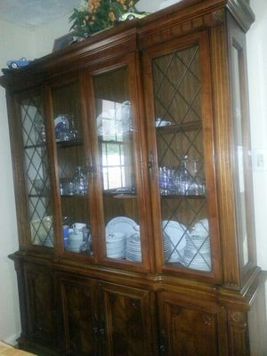 Antique China cabinet MUST GO for Sale in Marlow Heights, MD