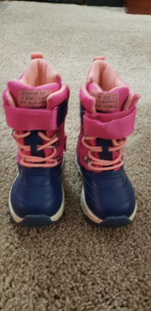Snow boots girls for Sale in Santa Clara, CA