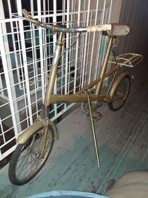 An Original Stowaway Folding Bike for Sale in Seattle, WA