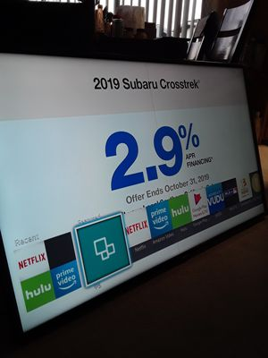SAMSUNG 55 INCH SMART TV for Sale in Torrance, CA