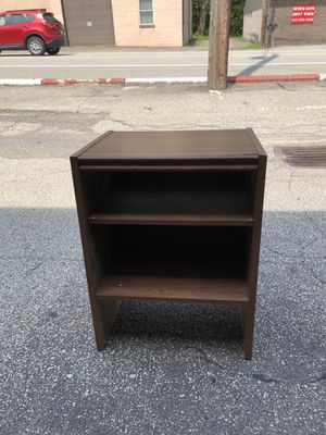 """Microwave Stand With Two Shelves 20 1/2"""" wide 16"""" deep 27"""" tall for Sale in Pittsburgh, PA"""