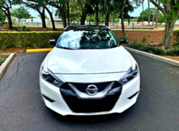 Gasoline 2O16 Nissan Maxima 3.5 Platinum