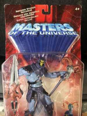 Skeletor Action Figure for Sale in Thousand Oaks, CA