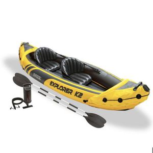 Kayak Intel Inflatable 2 Person for Sale in Miami, FL