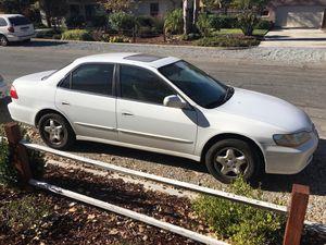 1999 Honda Accord EX V6 for Sale in El Cajon, CA