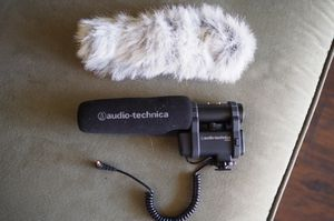FT/FS: Audio Technica AT8024 Microphone for Sale in Carmichael, CA